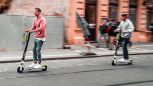 E-SCOOTERS LAW